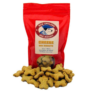 Cheese Biscuits - New England Dog Biscuit - 14 Oz