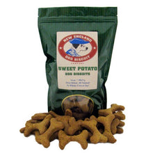 Load image into Gallery viewer, Sweet Potato Biscuits - New England Dog Biscuit - 14 Oz