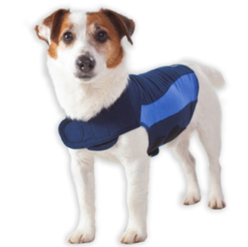 ThunderShirt Dog Blue XX-Large