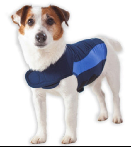 ThunderShirt Dog Blue X-Large
