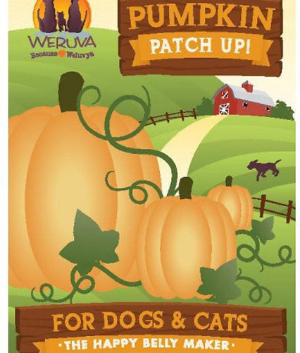 Weruva Pumpkin Patch Up 1.05oz pouch