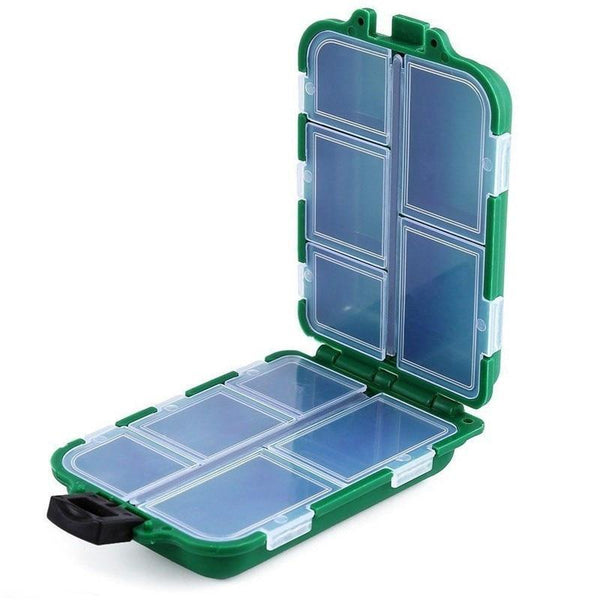 Fishing Box Lures Baits Storage Case