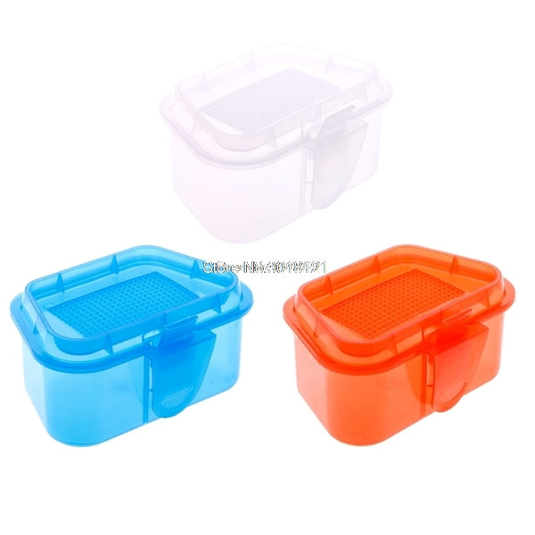 Plastic Fishing Bait Storage Box