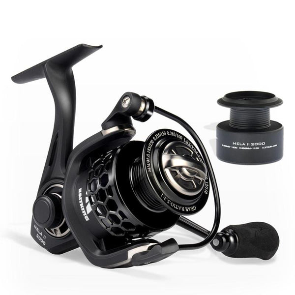 Spinning Reel for Bass Fishing