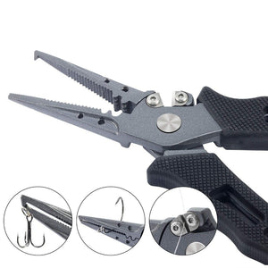 Fishing Pliers Clamp