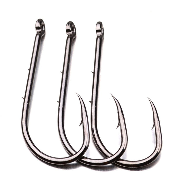 Fishing Hooks Jig Head Crank Barbed