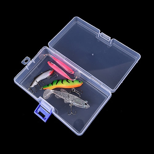 Transparent Fishing Lure Box