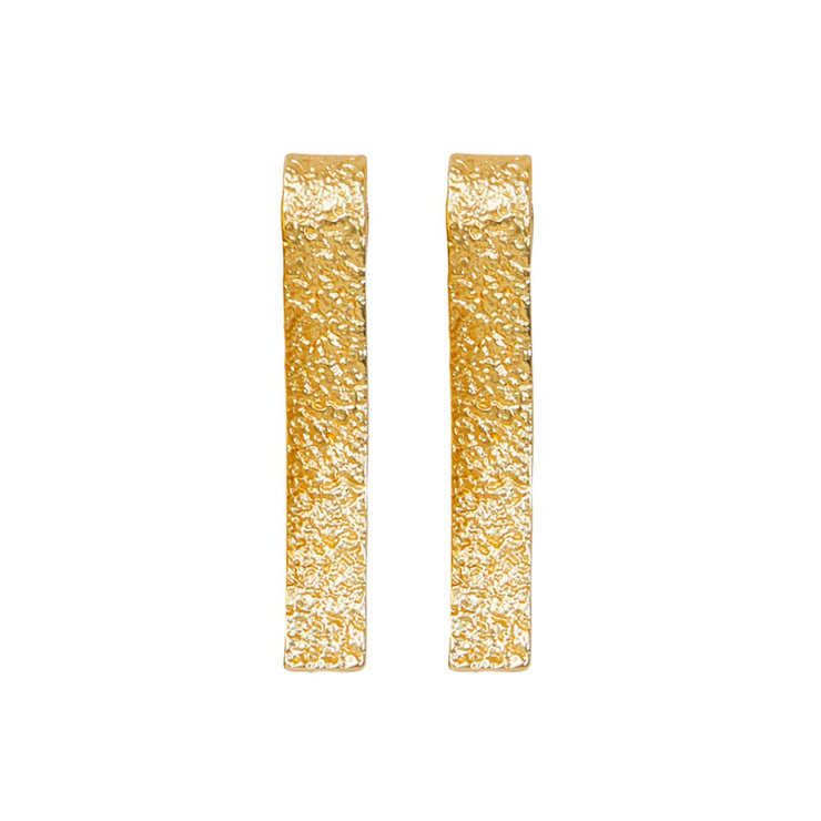 Amber Wave Earring N001