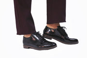 High Gloss Leather Shoes by Moow