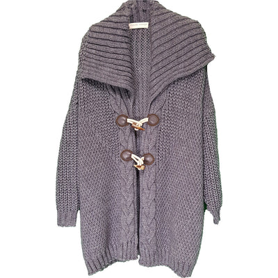 Duffle Coat Cardigan