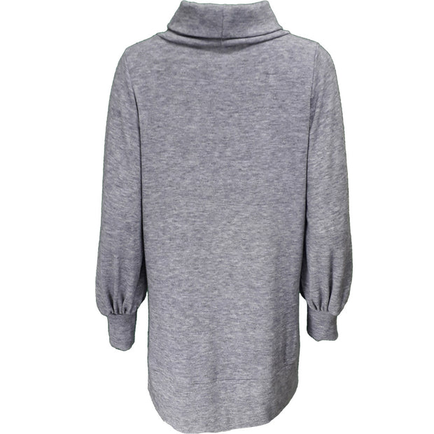 Roll-Neck loose sweater