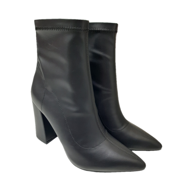 Diva Fitted Ankle Boots