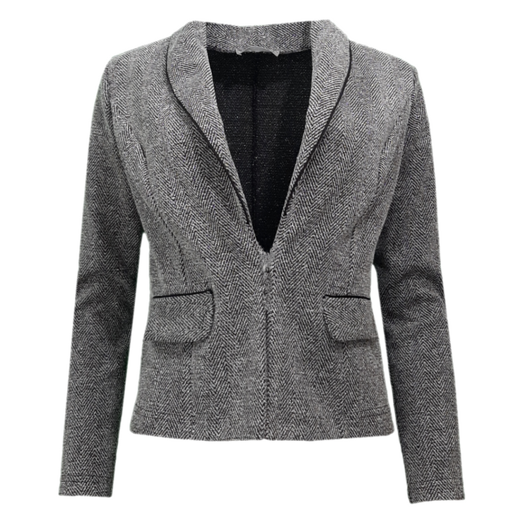 Anita Tailored Cut Jacket with Pockets