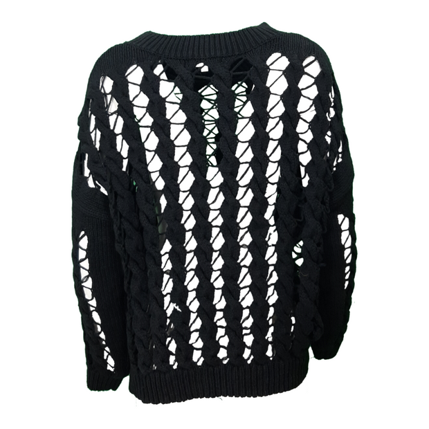 Knitted Armour Jumper
