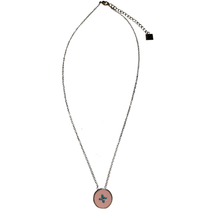 Clover Necklace N18