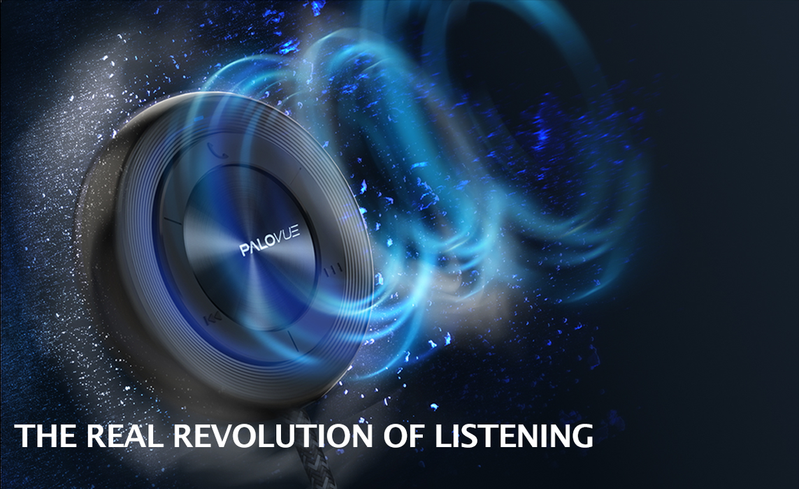 LiveFlow feature 1: High fidelity sound bring you the real revolution of listening.