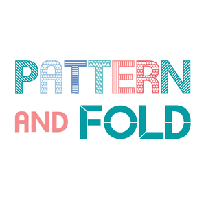 Patten and Fold Orgiami Paper Goods