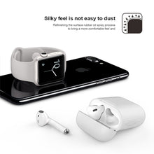 Load image into Gallery viewer, Silicone Earphone Case For AirPods