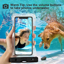 Load image into Gallery viewer, Waterproof Case Pouch for iPhone and Andriod