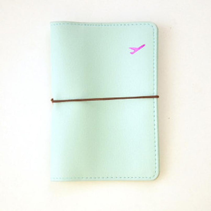 Passport Holder - Booklet