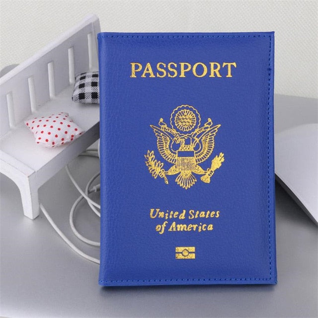 United States of America Passport Cover