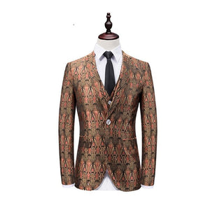"Nomadic Gentleman ""Royalty"" Suit"