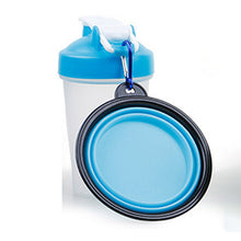 Load image into Gallery viewer, Nomad Pet Portable Bowl and Bottle - 400ml