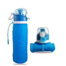 Load image into Gallery viewer, Collapsible Water Bottle - 750ml