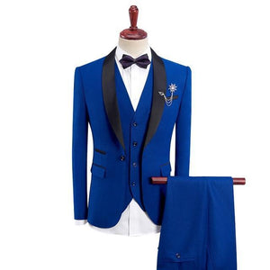 "Nomadic Gentleman ""Black Tie Affair"" Suit"