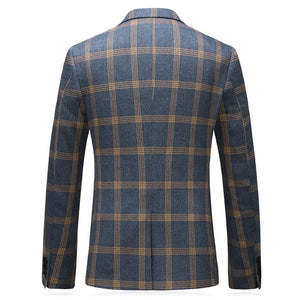 "Nomadic Gentleman ""Chess Not Checkers"" Suit"