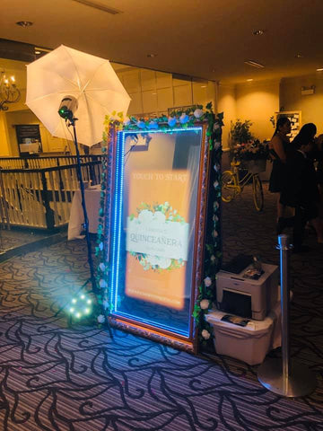 Mirror 2 Photo Booth - 65 Inch