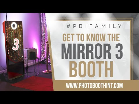 Mirror 3 Flawless Photo Booth
