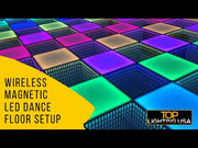 Wireless LED Disco Dance Floor – Strong, Durable, and Waterproof