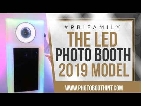 The LED Booth