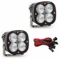 Baja Designs XL Racer Edition LED High Speed Spot Pair - Kombustion Motorsports