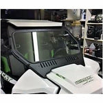 Bent Metal Arctic Cat Wildcat Vented Windshield - Kombustion Motorsports