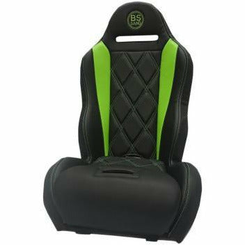 BS Sand Performance Seat - Diamond Stitching - Kawasaki KRX 1000 - Kombustion Motorsports