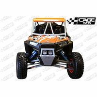 "CageWrx ""BAJA SPEC"" Roll Cage Assembled - (Includes Roof) RZR XP 1000 / XP Turbo (2014-2018) - Kombustion Motorsports"
