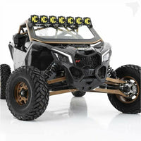 Can Am Maverick X3 XRS 72'' Chromoly Front A Arms Heavy Duty UTV Wolfpack - Kombustion Motorsports