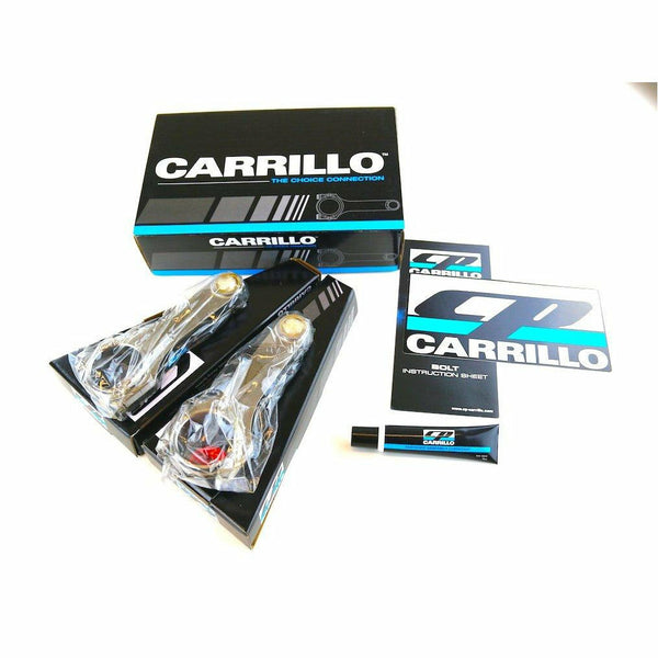 CP Carillo Rods - Polaris RZR XP Turbo - Kombustion Motorsports