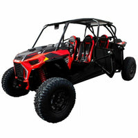 DragonFire Racing Polaris RZR XP4 1000/Turbo Door Kit - Kombustion Motorsports