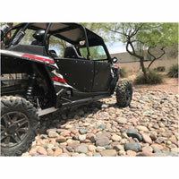 DragonFire Racing RacePace Nerf Bars - RZR 900/1000 4 Seater - Kombustion Motorsports