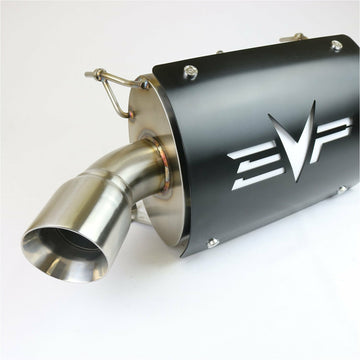 Evolution Powersports Polaris RZR XP Turbo Magnum Exhaust
