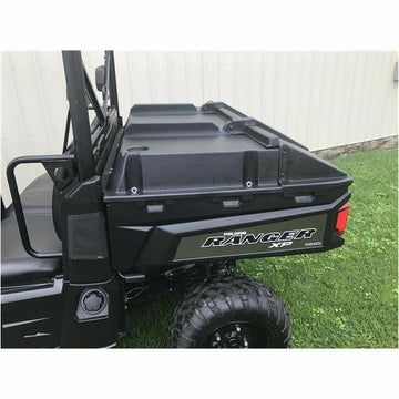 Extreme Metal Products Full Size Polaris Ranger Bed Cover