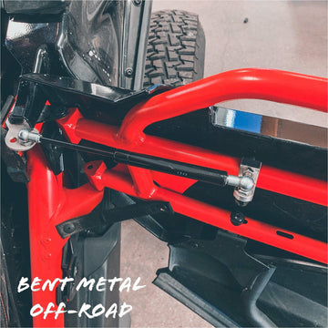 Bent Metal EZ Hold Door Struts - Can Am X3