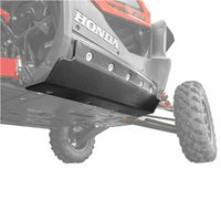 Factory UTV Honda Talon UHMW Rock Sliders - Kombustion Motorsports