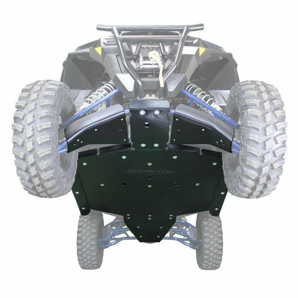 Factory UTV Polaris General Ultimate UHMW Skid Package - Kombustion Motorsports