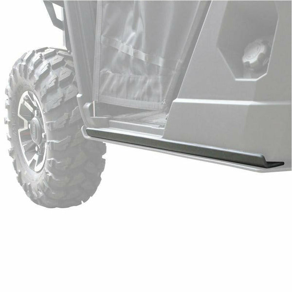 Factory UTV Polaris Ranger 1000 UHMW Rock Sliders - Kombustion Motorsports