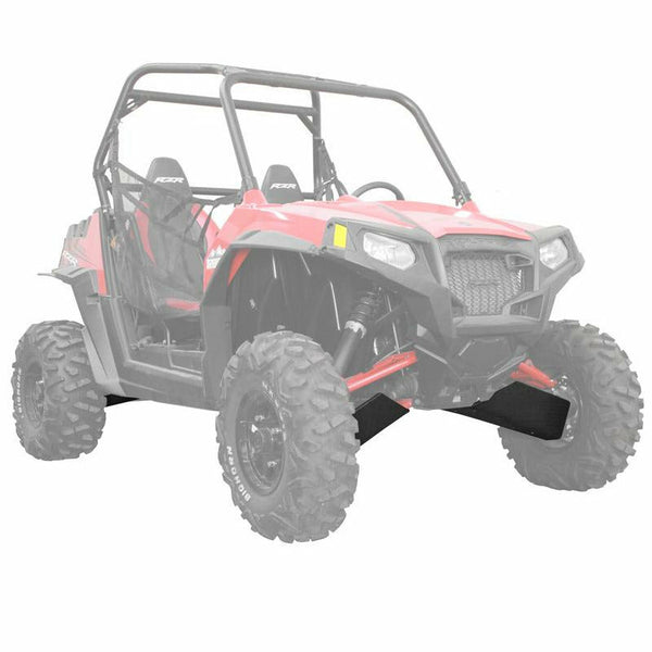 Factory UTV Polaris RZR 570 UHMW A-Arm Guards - Kombustion Motorsports