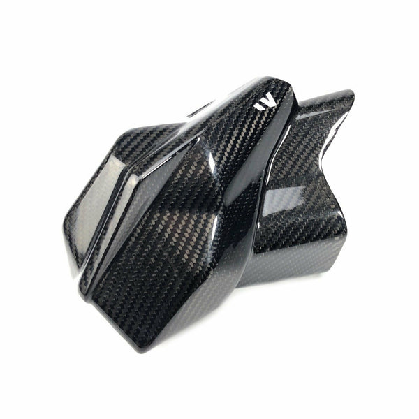 Four Werx Can Am Maverick X3 Max Carbon Fiber Mid Cage Trim / Set - 17-19 Only - Kombustion Motorsports